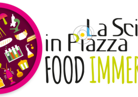 A Bologna per una food immersion con La Scienza in Piazza!