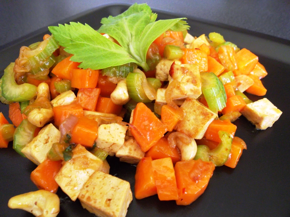 tofu in agrodolce finale 1